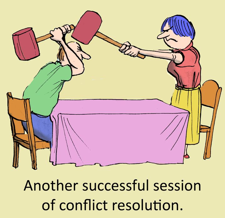 Successful resolution