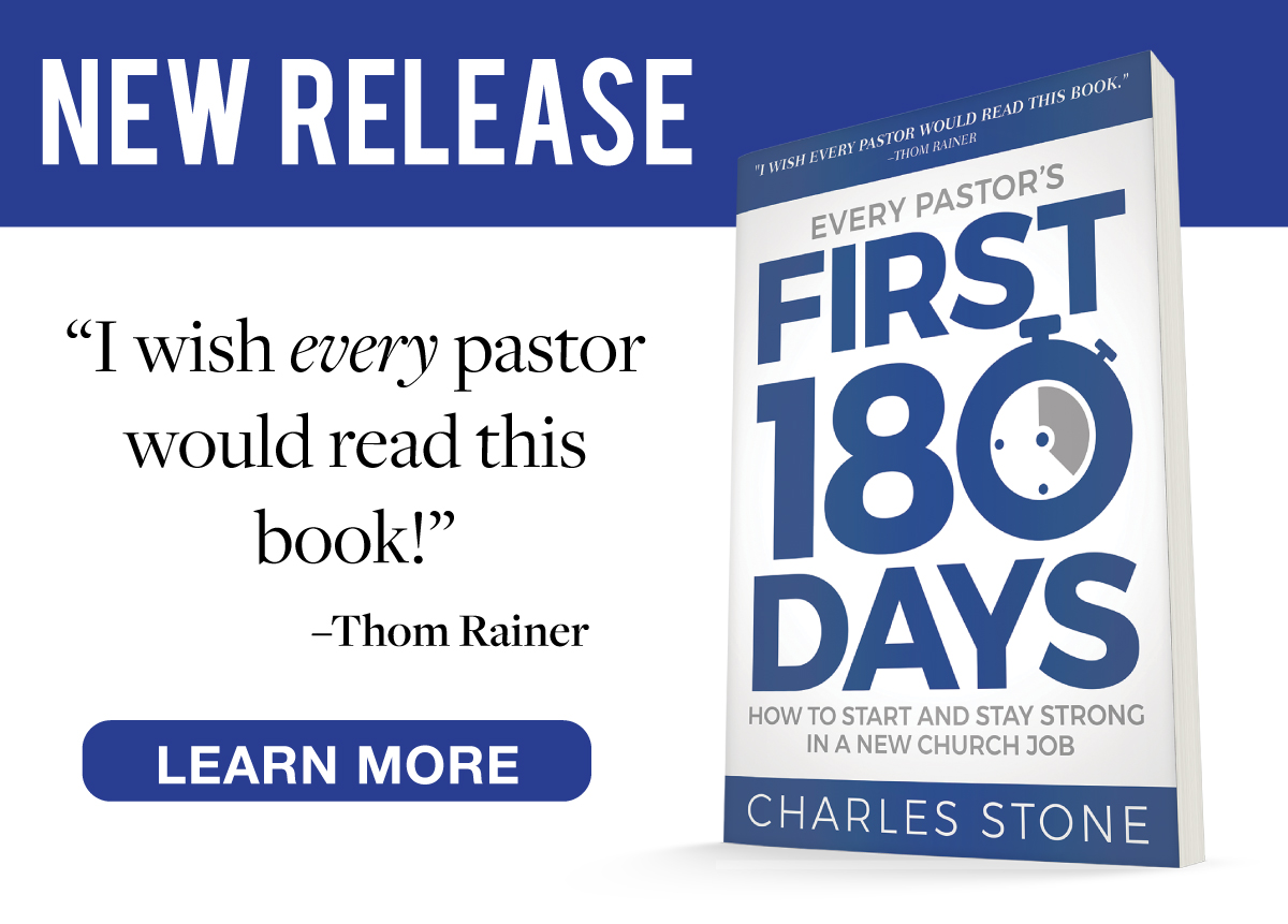 New Book for Pastors