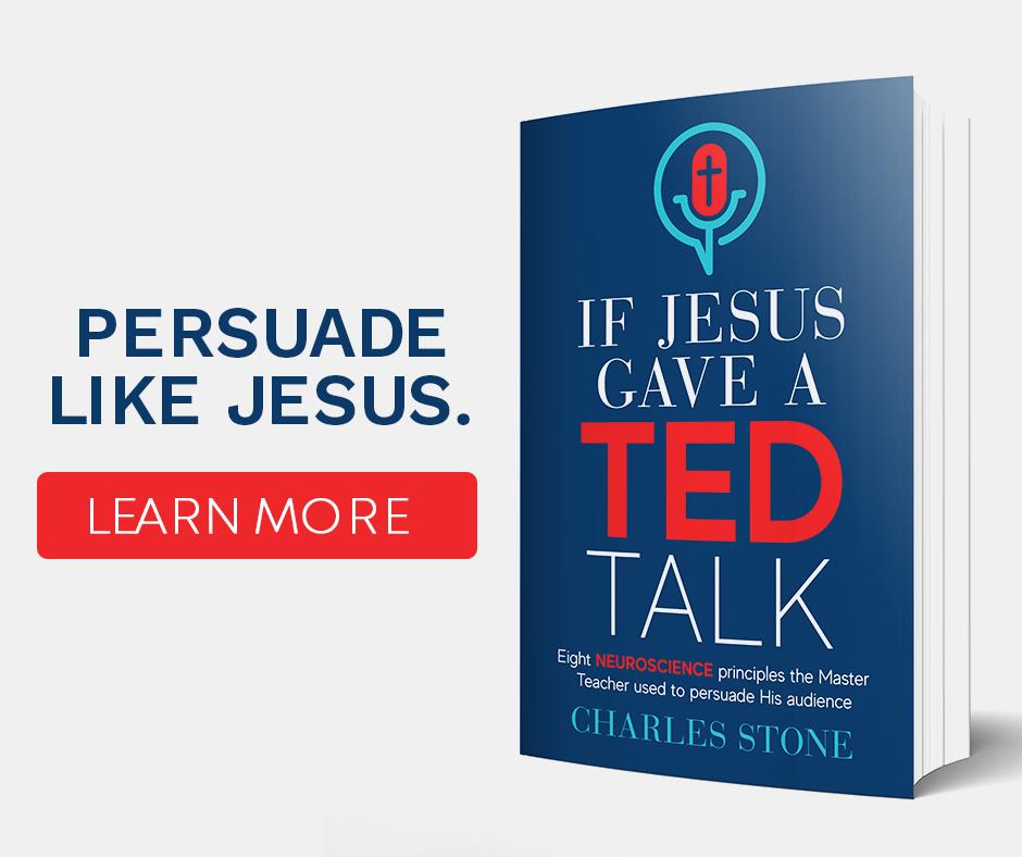 Persuade Like Jesus.